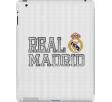 Real Madrid ~ [Update~Duvet Covers] iPad Case/Skin