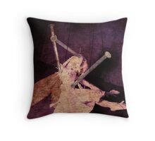 Fairy Bug Throw Pillow