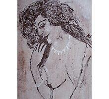 Vintage Nude Photographic Print