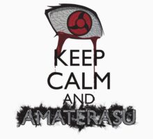 Keep Calm and Amaterasu a by Dan C
