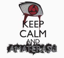 Keep Calm and Amaterasu a by Dan C