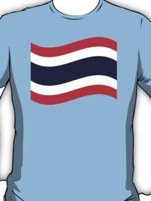 Thai Flag Wave T-Shirt