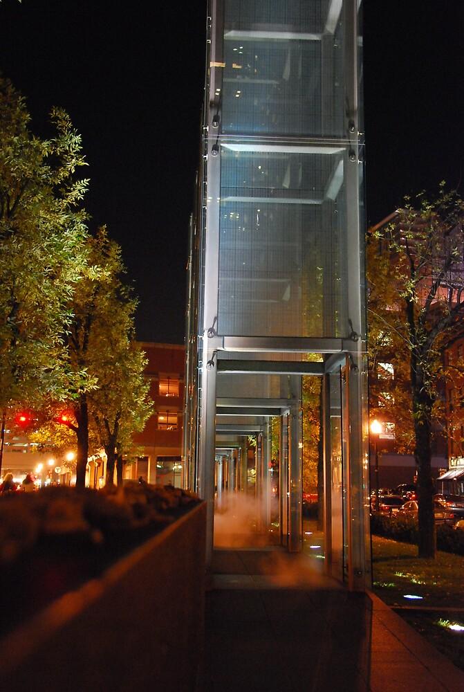 New England Holocaust Memorial by chrisg