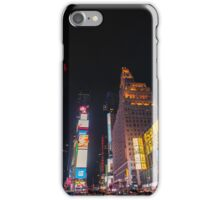 Times Square New York iPhone Case/Skin