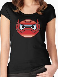 Robot in Disguise Women's Fitted Scoop T-Shirt