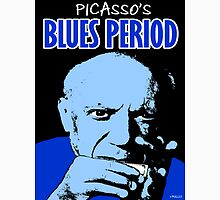 Picasso's Blues T-Shirt