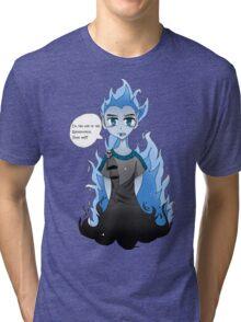 Fear Hades Tri-blend T-Shirt