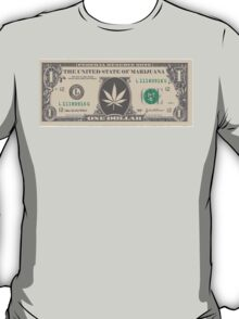 Marijuana bill T-Shirt