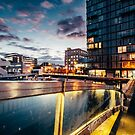 Grand Canal Dock, Dublin by Alessio Michelini