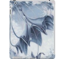 Crown Parasol, Surreal Nature iPad Case/Skin