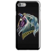 Day Of The Dead Skull Horse Head iPhone Case/Skin