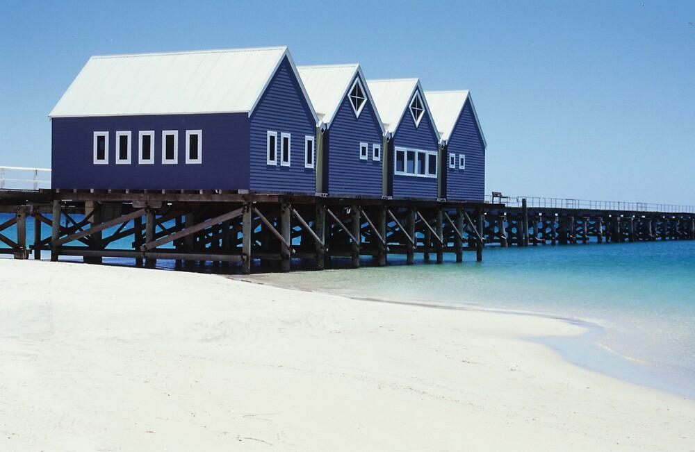 Beachhouses by Heidi Wernicke