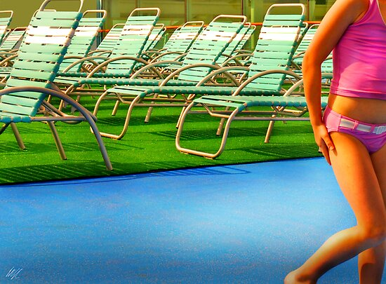 Deck Chairs by Paul Vanzella