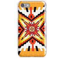 Geometric Star iPhone Case/Skin
