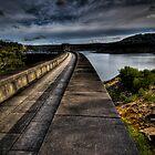 Woronora Dam by Alexander Kesselaar