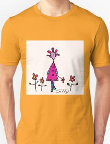 Silly Picked Flowers T-Shirt