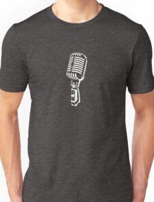 Retro Mic Unisex T-Shirt