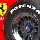 Ferrari 1 by Andrew Wilson
