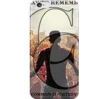 A Day To Remember - Common Courtesy iPhone Case/Skin