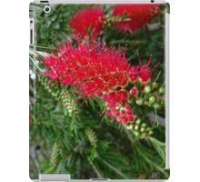 Funky Red Flower iPad Case/Skin