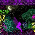 Moon Fairy by Julie Everhart by Julie Everhart