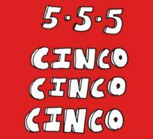 CINCO! CINCO! CINCO! by abcdoug
