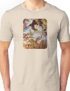 A Journey Begins, Surreal Female Figure Unisex T-Shirt