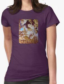 A Journey Begins, Surreal Female Figure T-Shirt