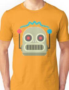 Vintage Man Mr Robot Machine Electricity Power Unisex T-Shirt
