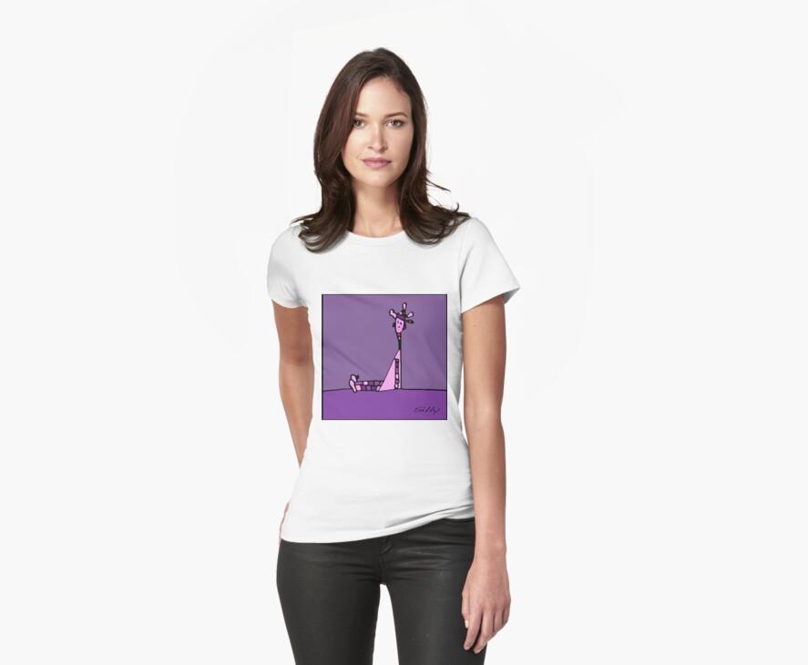 So Silly In Purple by Monica Ellis