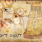 Don't Shoot by shygrrrl