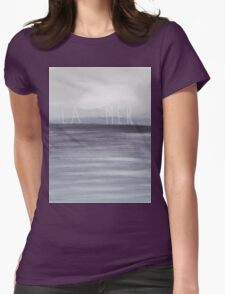 La Mer Womens Fitted T-Shirt