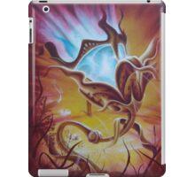 Night Light, Surreal Lamp Painting iPad Case/Skin