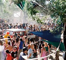 RAINBOW SERPENT FESTIVAL 2005 by RonnySimulacrum