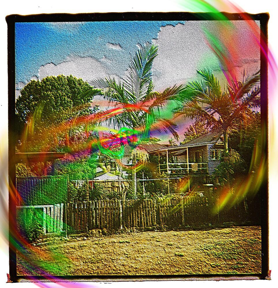 Backyard Series - 2 by Paul  Milburn