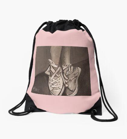 Street Dream Drawstring Bag
