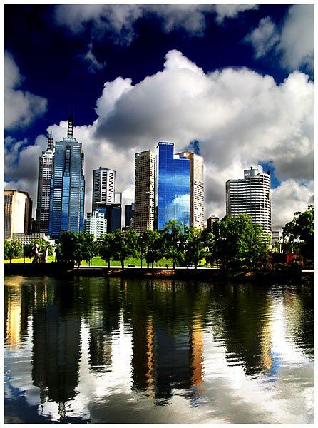 Skyline by reactphotography
