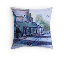 Fisher Street, Clifton Queensland Throw Pillow