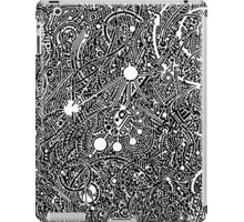 3A Psyart texture -- The Pelt of Pythagoras' Muse iPad Case/Skin