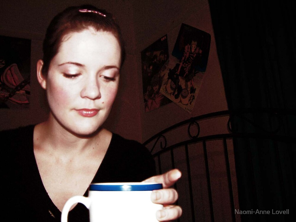 Tea please by Naomi-Anne Lovell