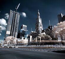 Townhall Sydney by Alex Lau