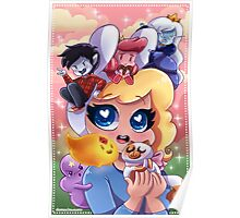 Fionna and Cake Poster