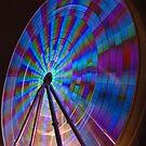 Ferris Wheel #2 by Ivan Kemp