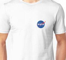 Nasa logo at the chest Unisex T-Shirt