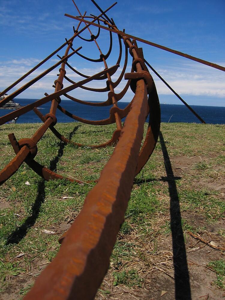 Shipwrecked irony - Sydney by marklow