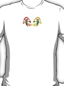 KidsArt for Kids- The dance of the Twins T-Shirt