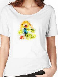 Kids Art for kids - Oh to be EL Women's Relaxed Fit T-Shirt