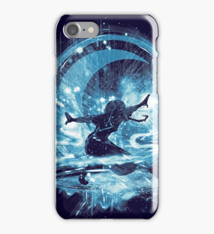water storm iPhone Case/Skin