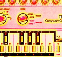 Roland TB-303 Sticker