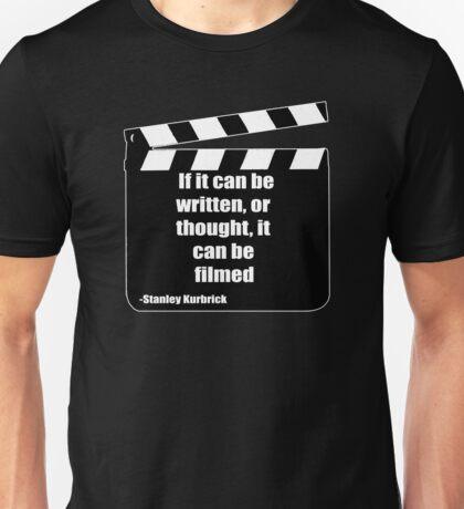 Film quote design  Unisex T-Shirt